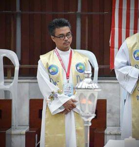 catholic-priest-father-max-benhor-hontor-sacred-heart-kota-kinabalu
