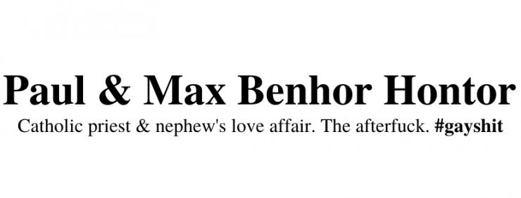 paul-and-max-benhor-hontor-paulmaxben-love